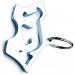 Fit Bikes Homan NJ Devils keychain