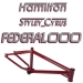 Federal Hamilton ICS frame