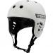 Pro-Tec x Fit Bikes Full Cut CPSC helmet - matte white