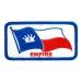 Empire BMX patch - Flag