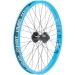 Gsport Elite cyan blue front wheel