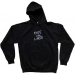 Fast and Loose BMX pullover hooded sweatshirt - Logo