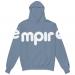 Empire BMX pullover hooded sweatshirt - Oversized