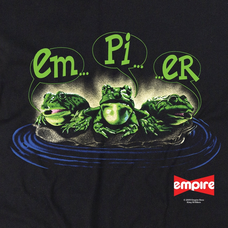 Empire BMX T - Frog Buddies