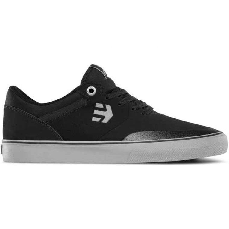 Etnies Marana Vulc shoes - black / gray / gum (Aaron Ross)