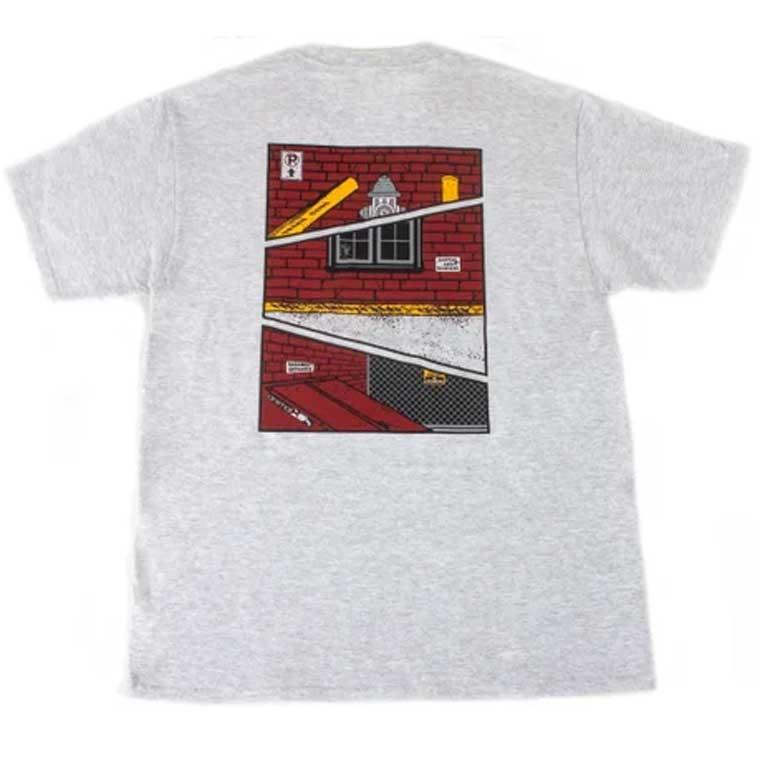 Animal t-shirt - Alleyway