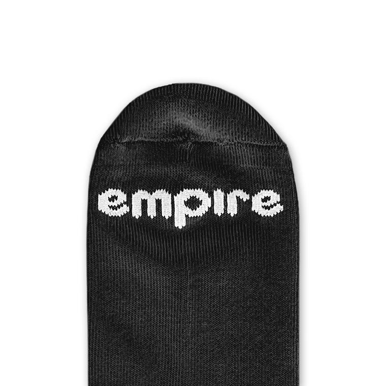 Empire BMX Socks - e logo 4-pack