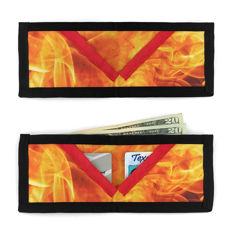 Empire BMX wallet - Flame