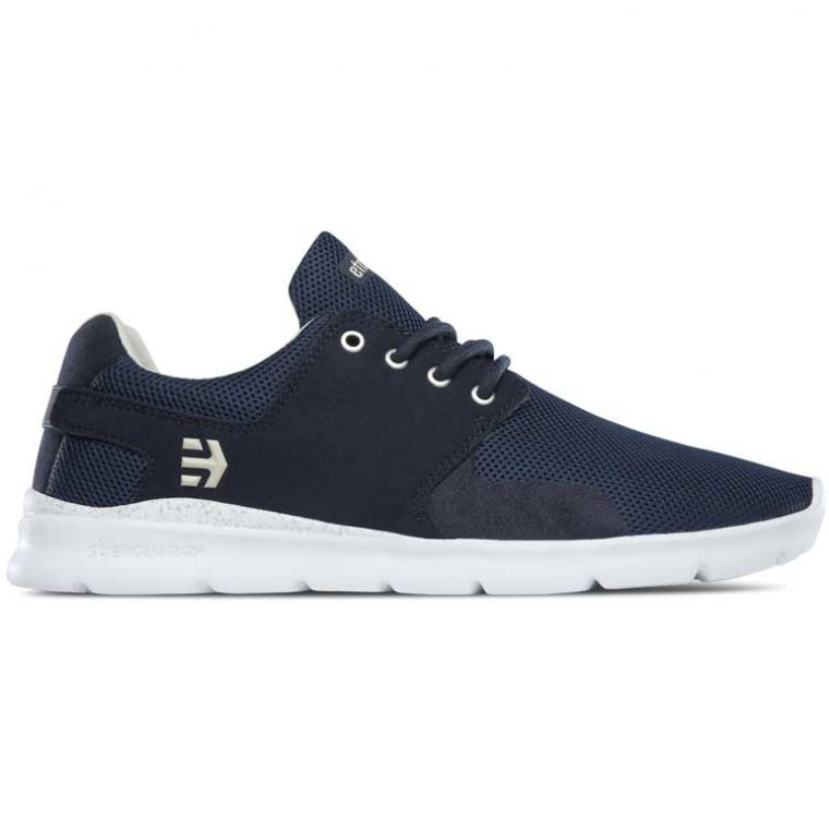 Etnies Scout XT shoes - dark navy (Aaron Ross)