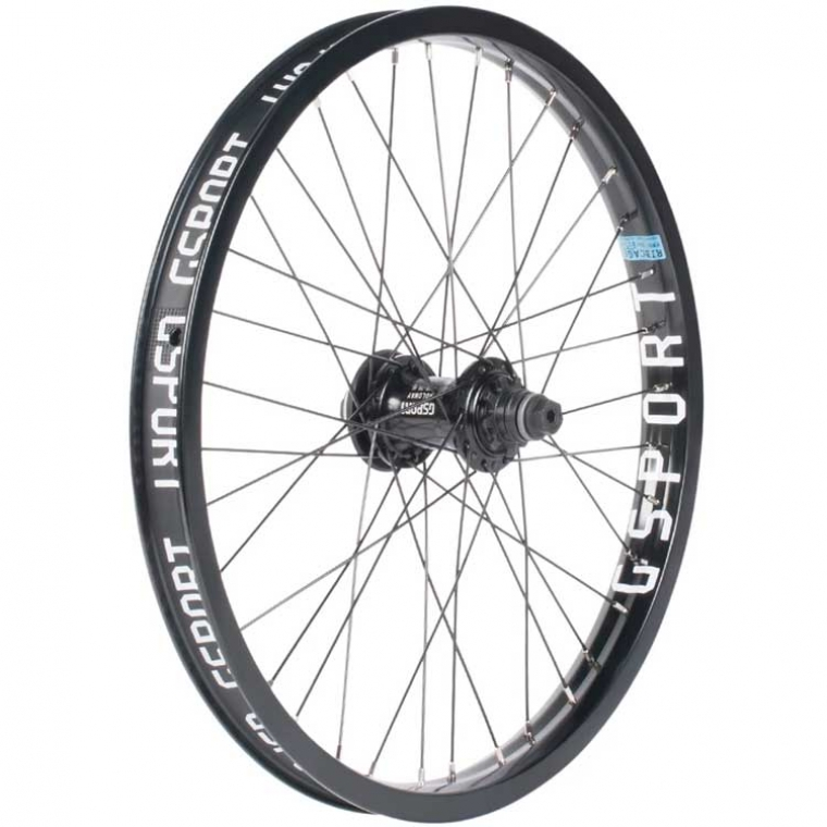 Gsport Elite CSST rear wheel
