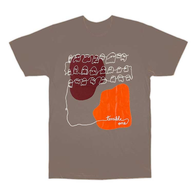 Terrible One t-shirt - Ghost Connect