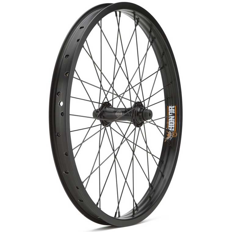 Mission Components Invade front wheel