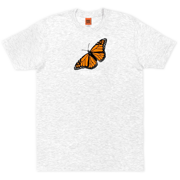 Burn Slow Entertainment t-shirt - Butterfly