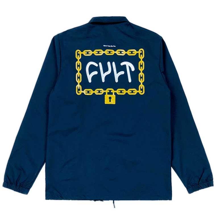Cult jacket - Throw Away The Key