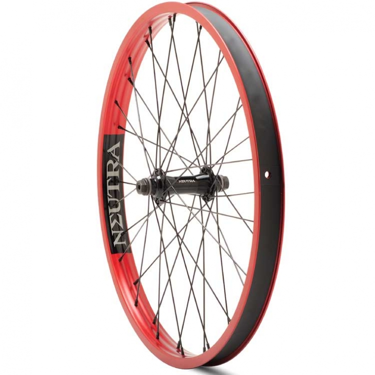 "Verde Bikes Neutra 22"" front wheel"