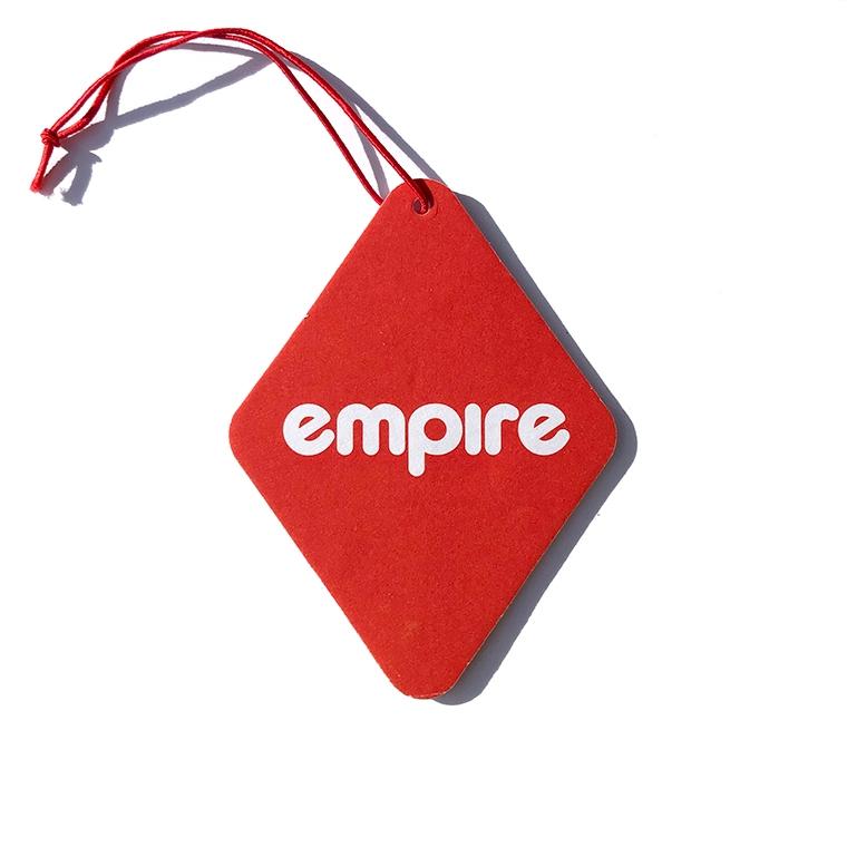 Empire BMX air freshener