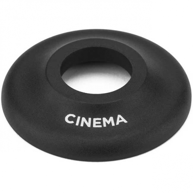 Cinema CF nylon front hub guard