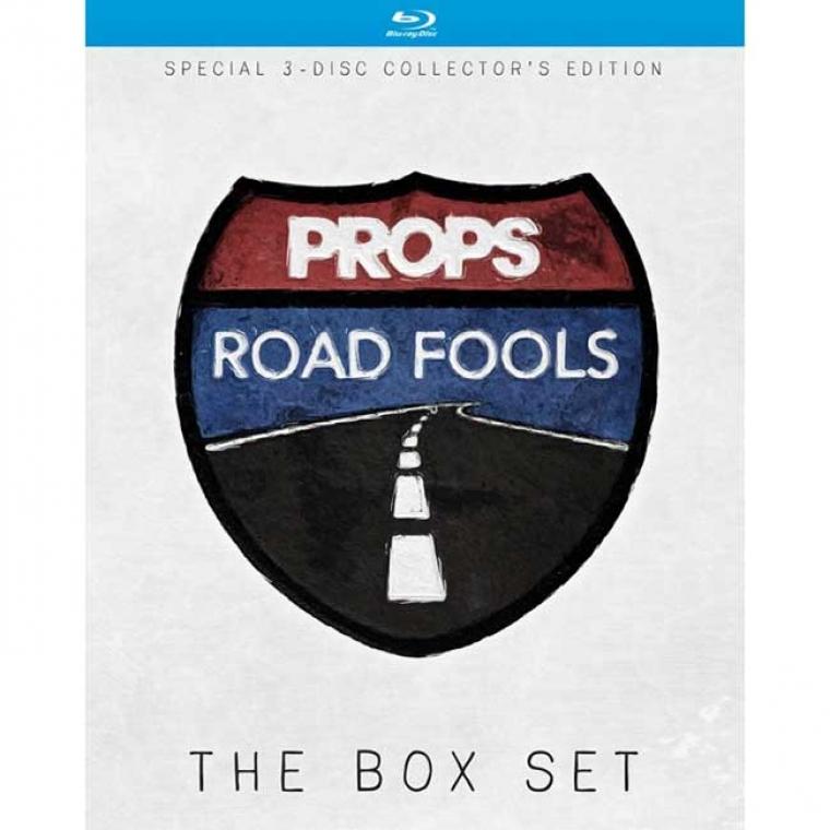 Props Road Fools Collectors Edition Blu-ray box set