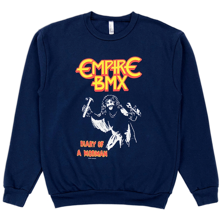 Empire BMX pullover hoodie - The Rose