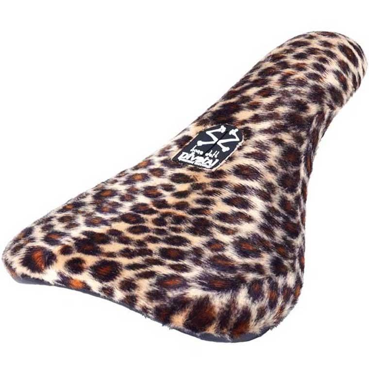 Bone Deth Vibrator SLIM seat - Leopard