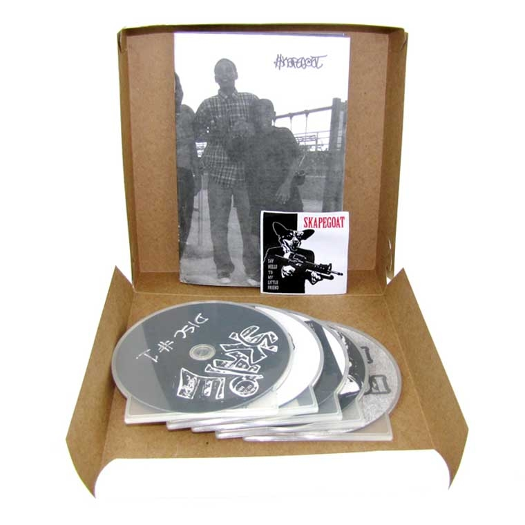 Skapegoat DVD Box Set