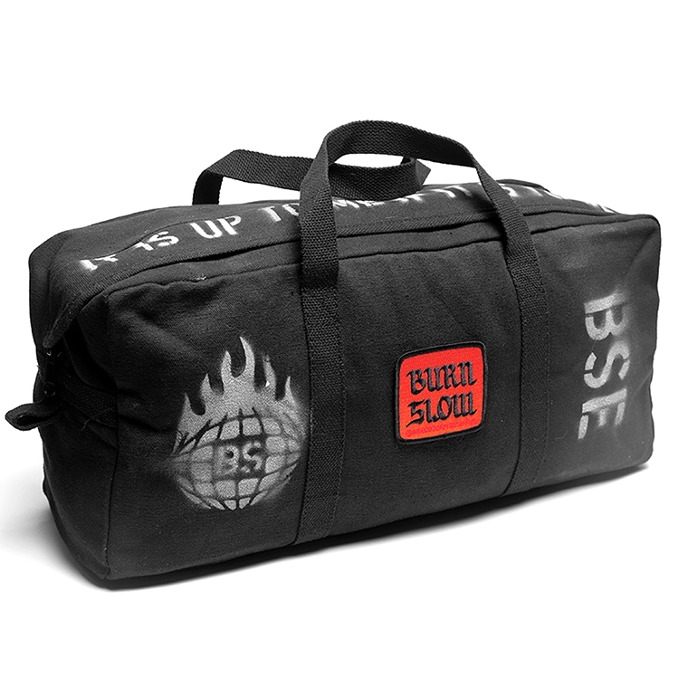 Burn Slow Entertainment Up To Me tote