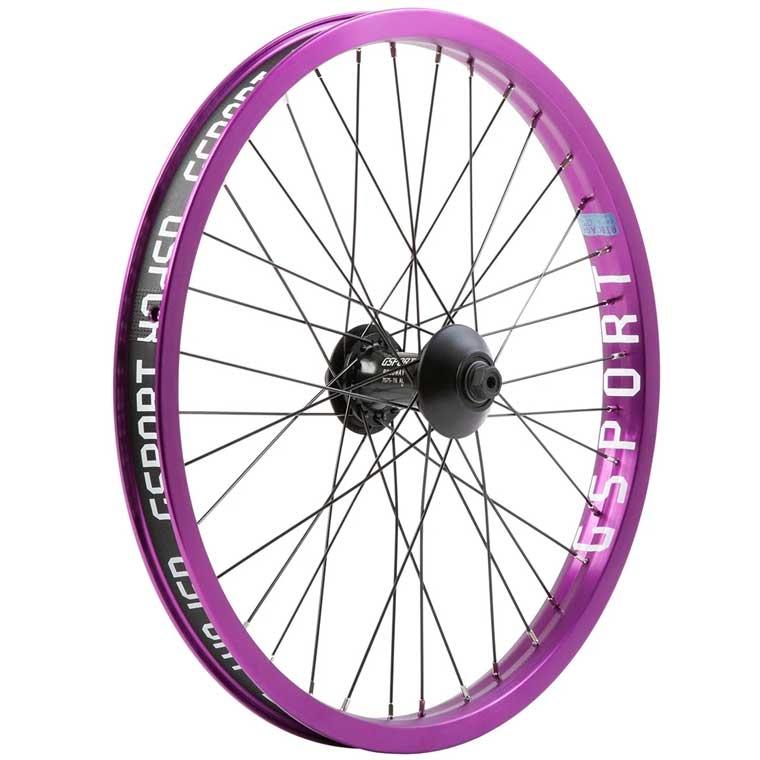Gsport Elite toothpaste front wheel