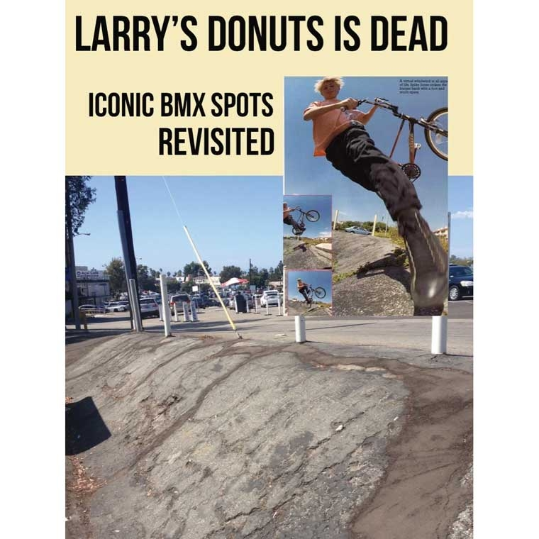 Larry's Donuts is Dead