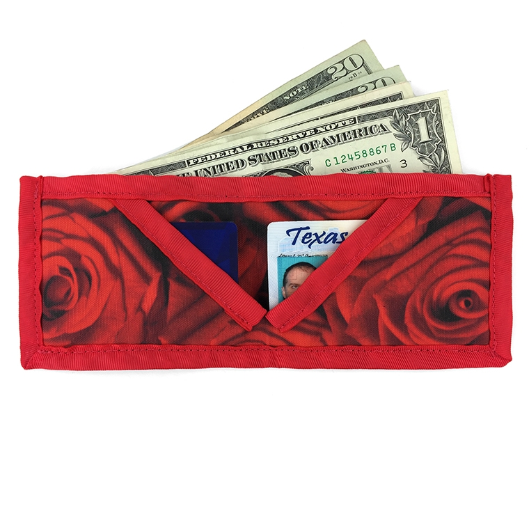 Empire BMX wallet - Rose