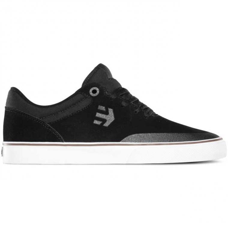Etnies Marana Vulc shoes - black / white / gum