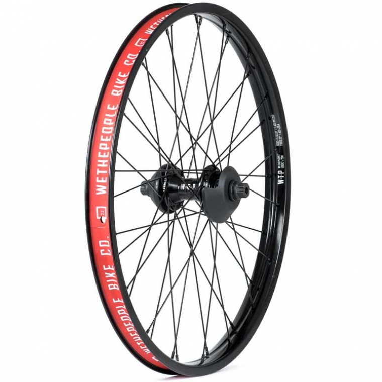 "We the People Supreme 22"" rear wheel"