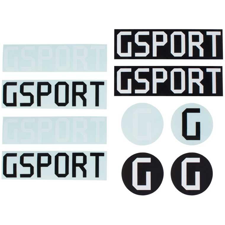 Gsport assorted sticker pack
