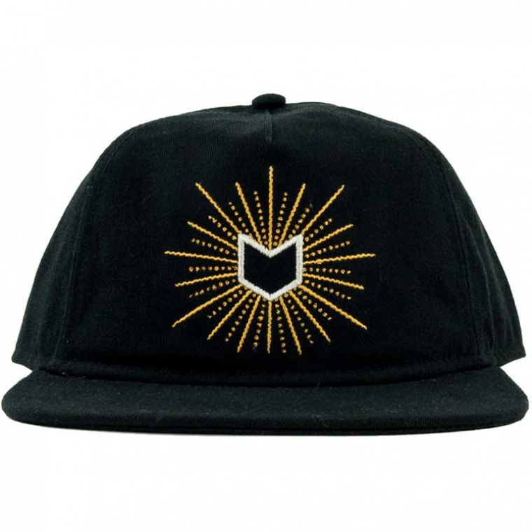 Mutiny Cardinal snapback hat