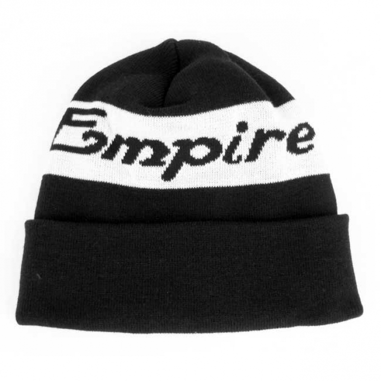 Empire BMX Woven Logo beanie