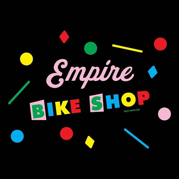 Empire BMX crew sweatshirt - E Crown