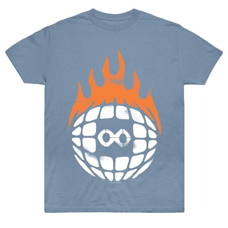 Burn Slow Entertainment t-shirt - Leather
