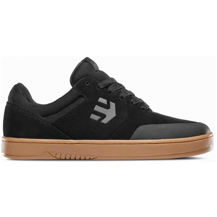 Etnies Marana shoes - black / dark gray / gum