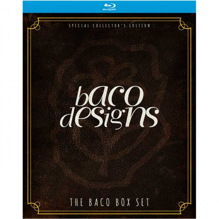 Props Baco Designs - The Baco Box Set