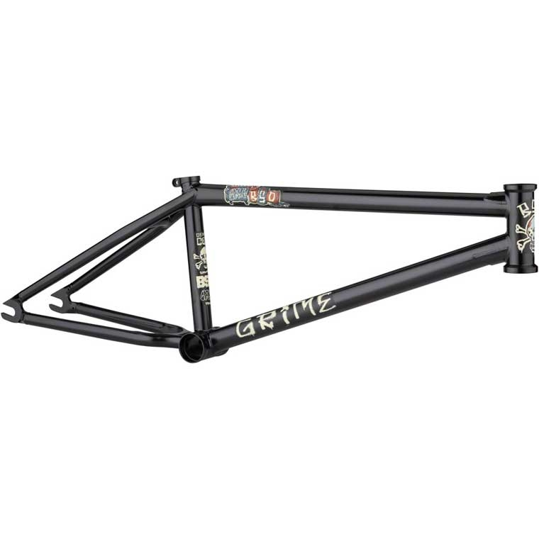 Fit Bikes Van Homan frame