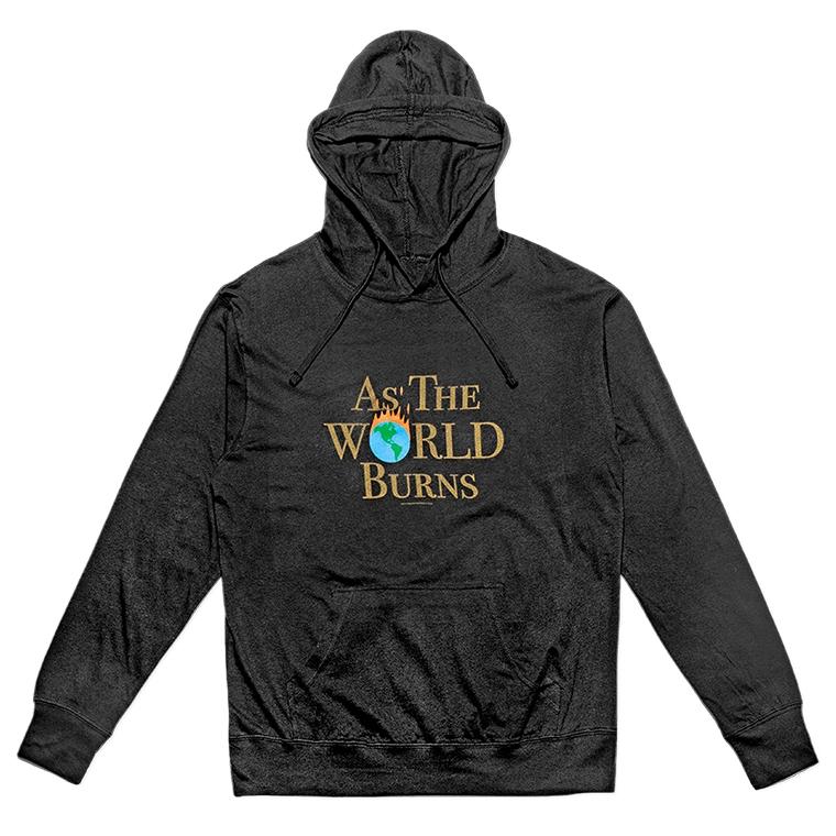 Burn Slow Entertainment As It Burns light hoodie
