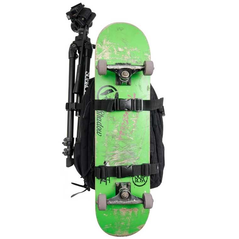 Shadow Conspiracy X Greenfilms DSLR Mark III backpack