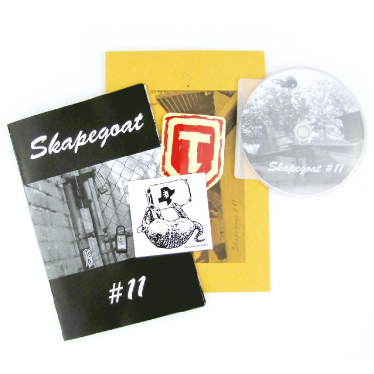Skapegoat 11 DVD