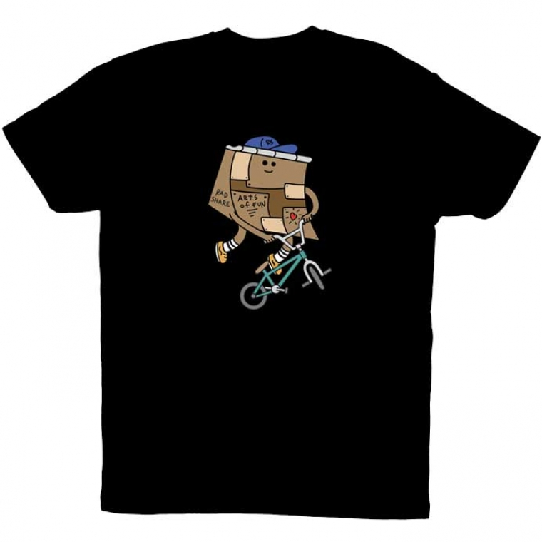RADshare t-shirt - Arts of Fun