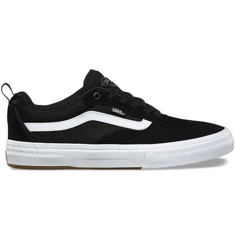 Vans Kyle Walker Pro shoes - black / white