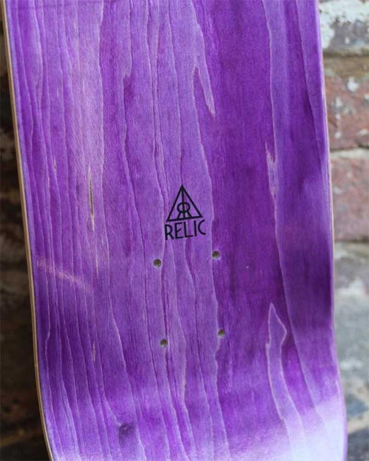 Relic Griffin skate deck