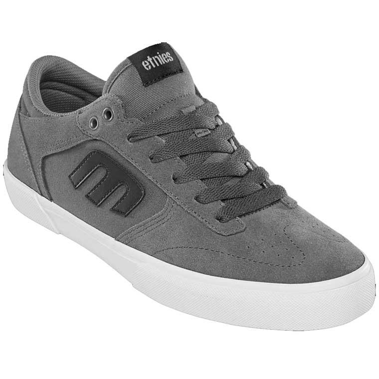 Etnies Windrow Vulc shoes - dark gray (Devon Smillie)