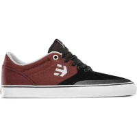 Etnies Marana Vulc shoes - black / red (Aaron Ross)