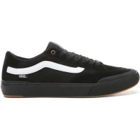 Etnies Marana shoes - black/white/gum