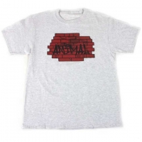 HeyZeus Bootleg NBA T - Houston (red)