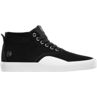 Etnies Number Mid shoes - black/gray